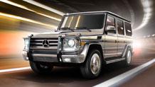 Mercedes Benz 2014 G CLASS SUV 006 MCF