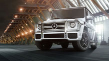 Mercedes Benz 2014 G CLASS G63 AMG SUV 011 MCF