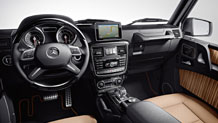 Mercedes Benz 2014 G CLASS G63 AMG SUV 013 MCF