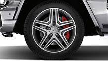 Mercedes Benz 2014 G CLASS G63 AMG SUV 014 MCF