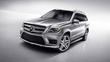 Mercedes Benz 2014 GL CLASS GL550 SUV 011 MCF