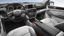 Mercedes Benz 2014 GL CLASS GL550 SUV 012 MCF