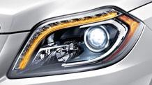 Mercedes Benz 2014 GL CLASS SUV 041 MCF