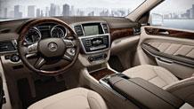 Mercedes Benz 2014 GL CLASS SUV 090 MCF