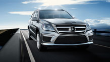 Mercedes Benz 2014 GL CLASS SUV 091 MCF