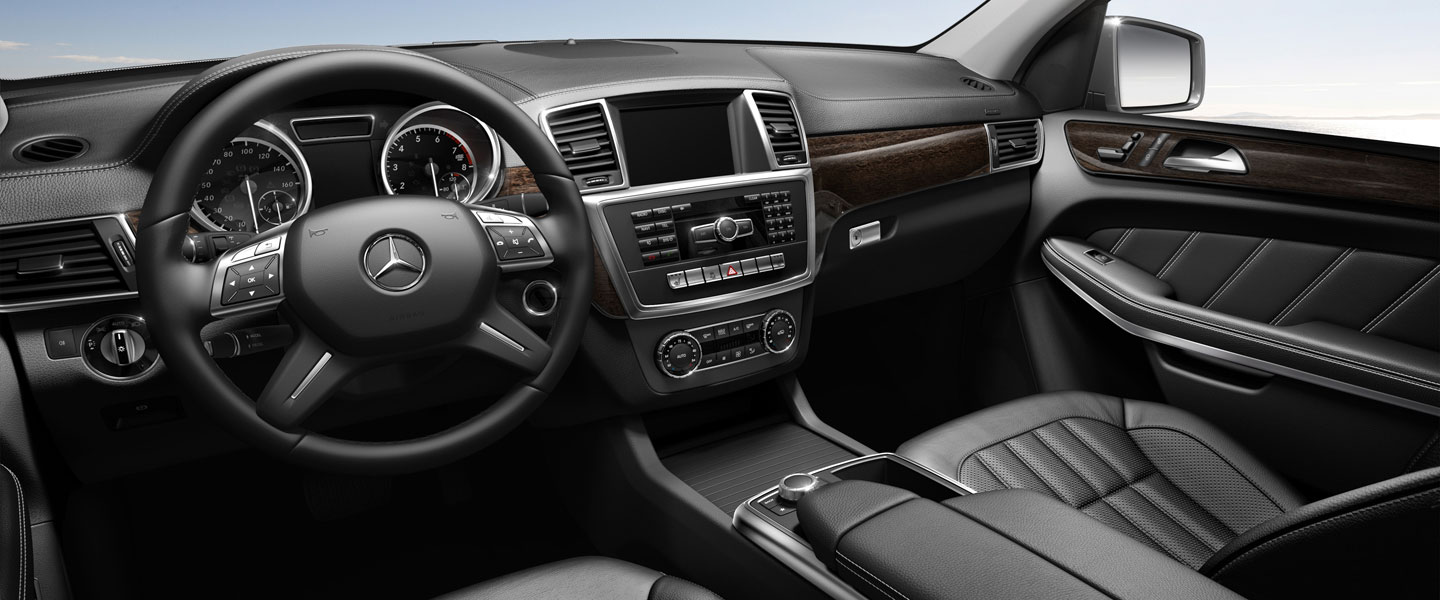 2014 mercedes gl450 interior - Mercedes Benz Suv 2014 Interior