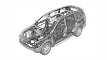 Mercedes Benz 2014 GL CLASS GL63 AMG SUV 041 MCF