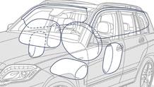 Mercedes Benz 2014 GLK CLASS GLK350 SUV 026 MCF