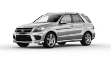 Mercedes Benz 2014 M CLASS ML63 AMG SUV 013 MCF