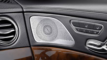 Burmester High-End 3D Surround Sound system