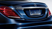 Mercedes Benz 2014 S CLASS SEDAN 120 MCF