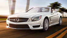 Mercedes Benz 2014 SL CLASS SL63 AMG ROADSTER 013 MCF