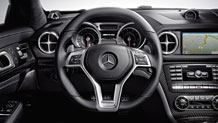 Mercedes Benz 2014 SL CLASS SL63 AMG ROADSTER 022 MCF