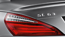 Mercedes Benz 2014 SL CLASS SL63 AMG ROADSTER 023 MCF