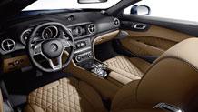 Mercedes Benz 2014 SL CLASS SL65 AMG ROADSTER 129 MCF