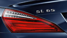 Mercedes Benz 2014 SL CLASS SL65 AMG ROADSTER 133 MCF