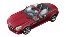 Mercedes Benz 2014 SLK CLASS SLK250 SLK350 ROADSTER 028 MCF
