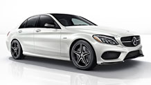Mercedes Benz 2015 C CLASS SEDAN 012 MCF