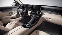 Mercedes Benz 2015 C CLASS SEDAN 014 MCF
