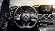 Mercedes Benz 2015 C CLASS SEDAN 092 MCF