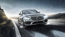 Mercedes Benz 2015 C CLASS SEDAN 093 MCF