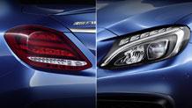 Mercedes Benz 2015 C CLASS C63 AMG SEDAN 051 MCF