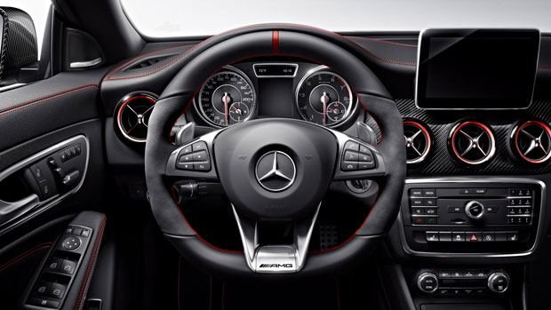 The all new 2015 mercedes benz cla45 amg 4matic packages for 2015 mercedes benz cla class cla 45 amg