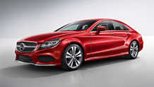 Mercedes Benz 2015 CLS CLASS COUPE 007 MCF