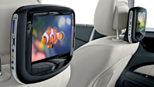 Rear Seat Entertainment system