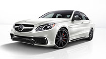 Mercedes Benz 2015 E CLASS E63 AMG SEDAN 004 MCF