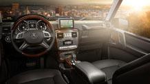 Mercedes Benz 2015 G CLASS SUV 007 MCF