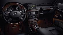 Mercedes Benz 2015 G CLASS SUV 037 MCF