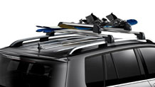 Roof rack basic carrier